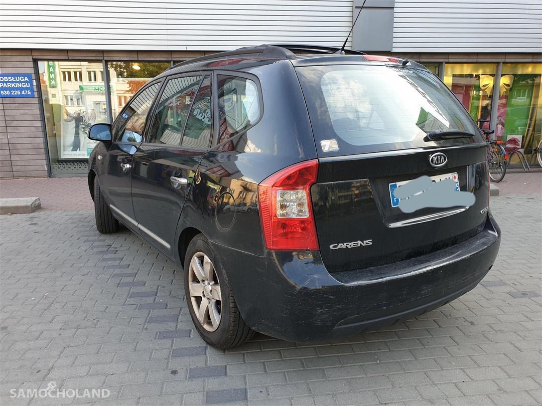 Kia Carens III (2006-2012) Maly przebieg,  2.0 CRDI 86kW 4