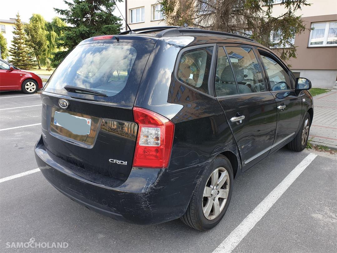 Kia Carens III (2006-2012) Maly przebieg,  2.0 CRDI 86kW 2
