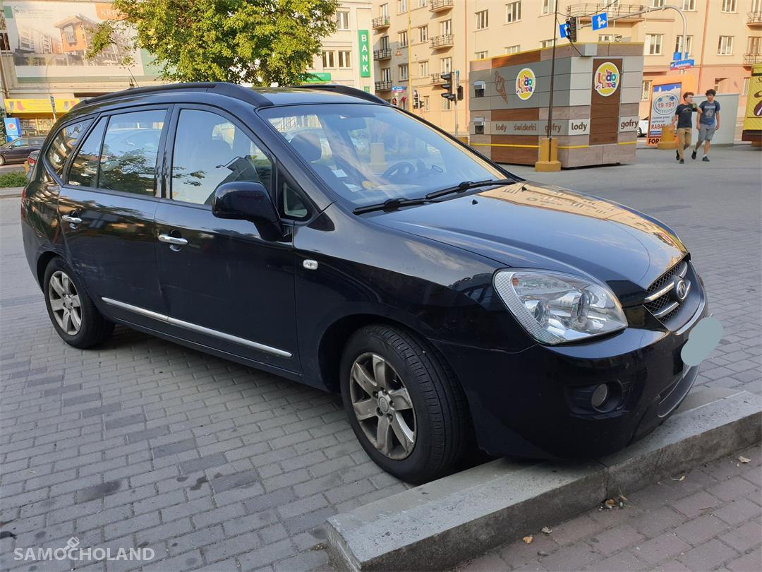 Kia Carens III (2006-2012) Maly przebieg,  2.0 CRDI 86kW 1