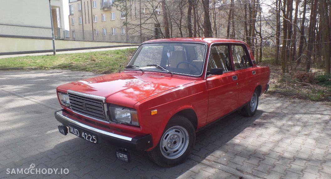 Lada 2107 60 KM , I właściciel , akryl 1