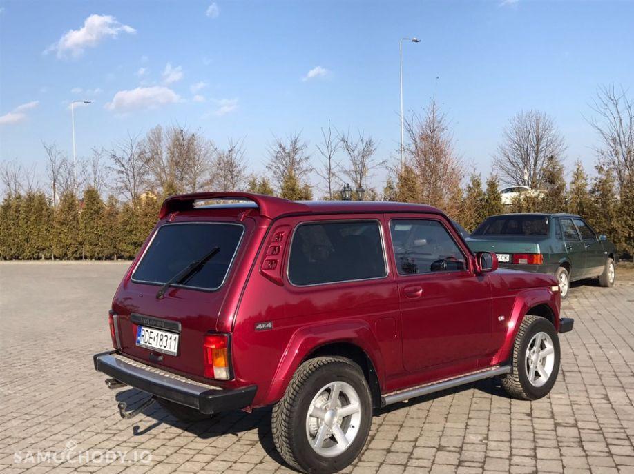 Lada Nova bezwypadkowy, 4x4 , alufelgi 2