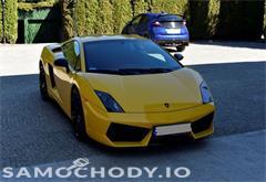 lamborghini gallardo Lamborghini Gallardo 4X4 , 560 KM , I właściciel