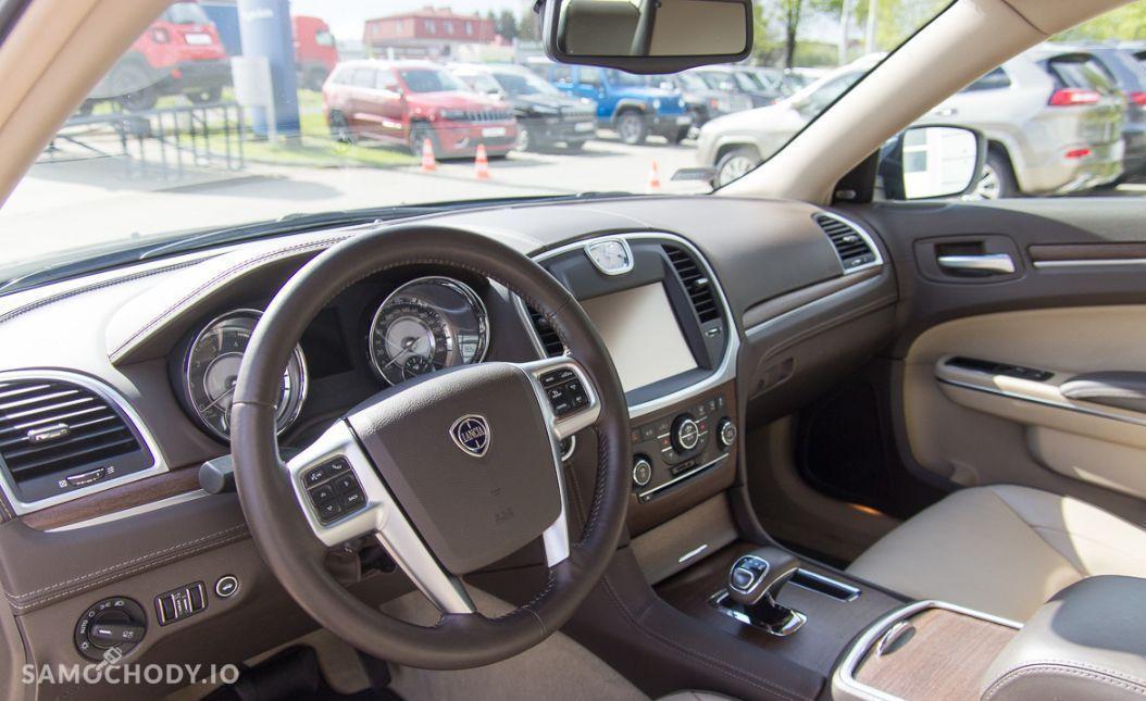 Lancia Thema 286 KM , automat , bezwypadkowy 4