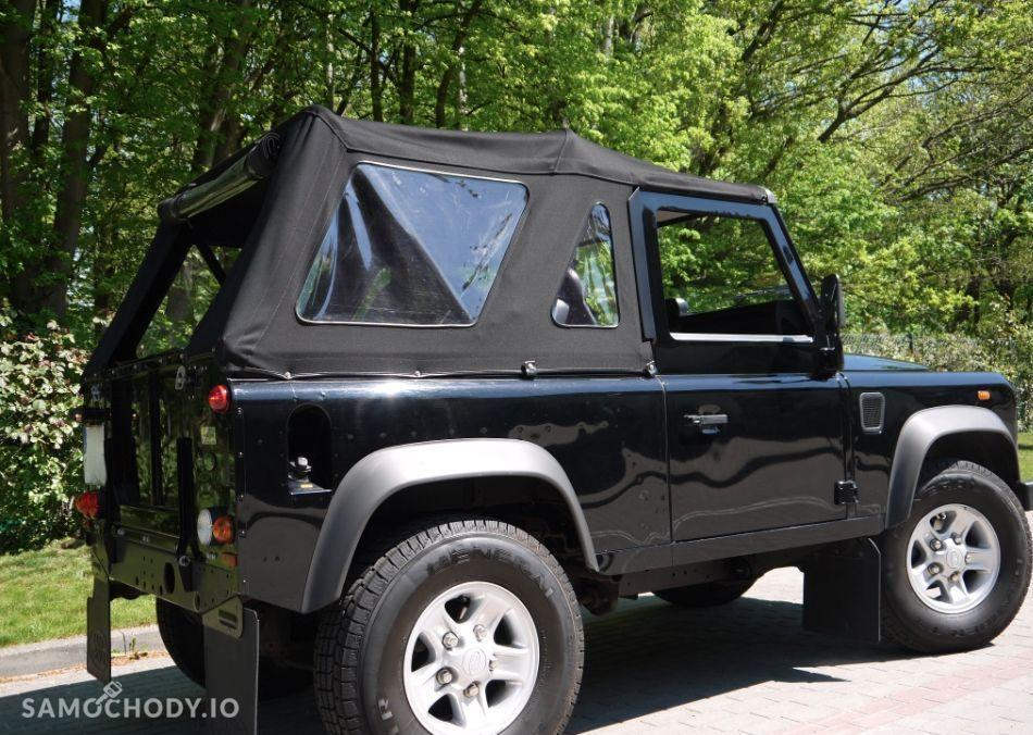 Land Rover Defender 2 OSOBOWY , BEZWYPADKOWY , TERENOWY 4