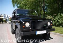 land rover Land Rover Defender 2 OSOBOWY , BEZWYPADKOWY , TERENOWY