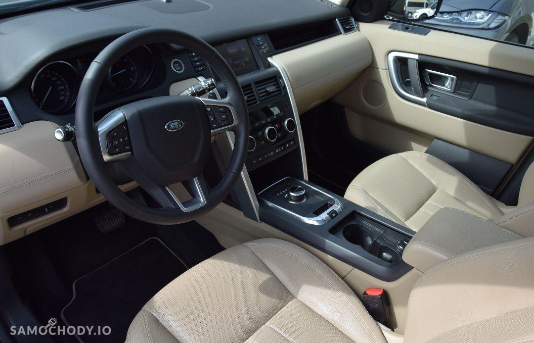 Land Rover Discovery Sport 4x4 , automat , full wyposażenie , SUV 4