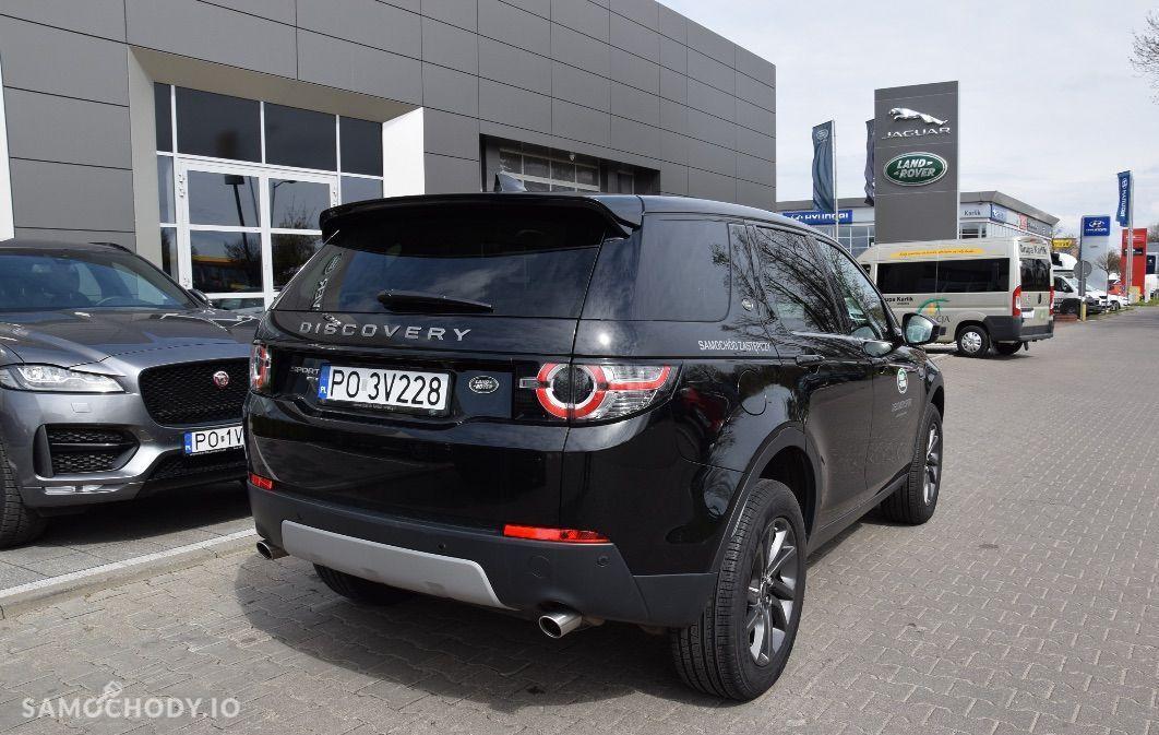 Land Rover Discovery Sport 4x4 , automat , full wyposażenie , SUV 2
