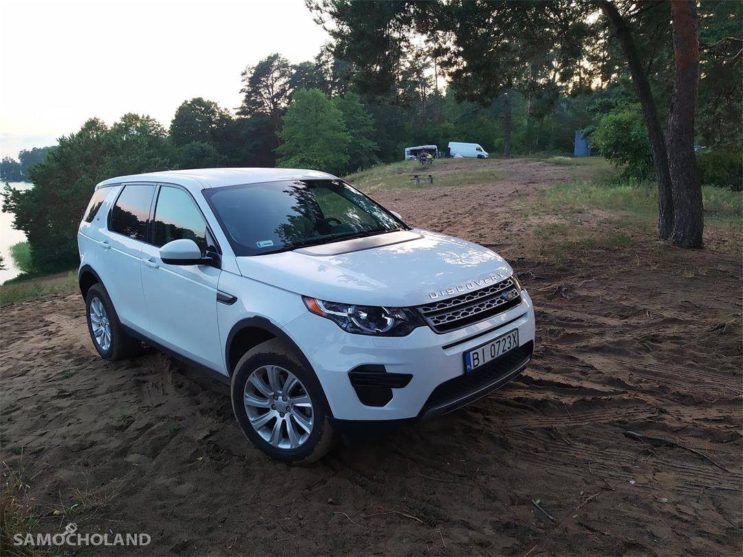 Land Rover Discovery Sport Discovery Sport 2,0 (241 km) 4x4 km SUV.Automat jasne wnetrze.Okazja!! 29