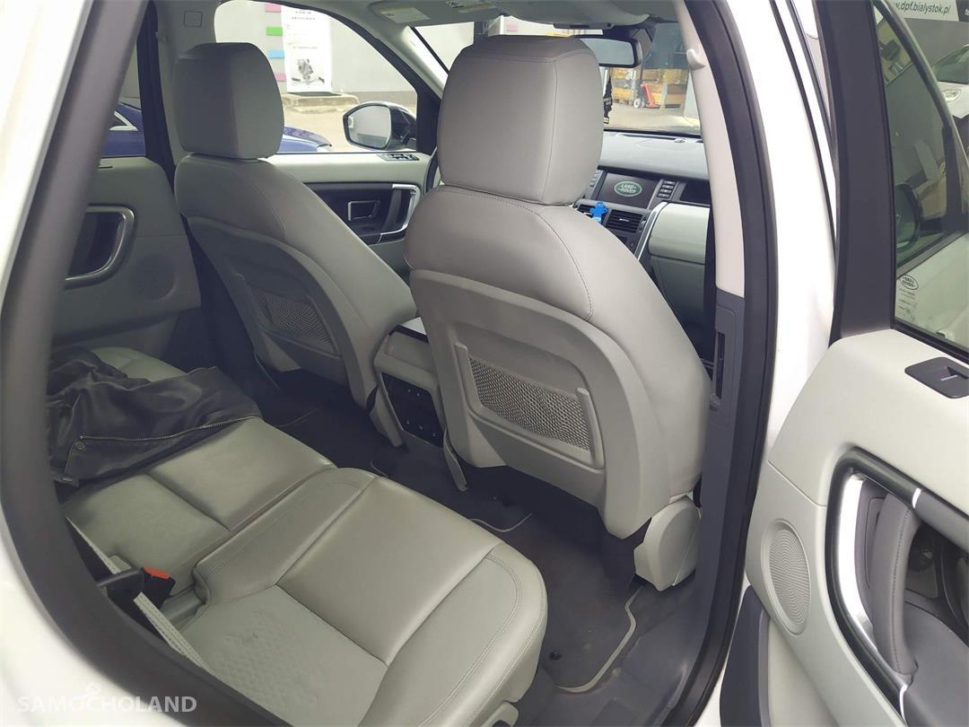 Land Rover Discovery Sport Discovery Sport 2,0 (241 km) 4x4 km SUV.Automat jasne wnetrze.Okazja!! 56