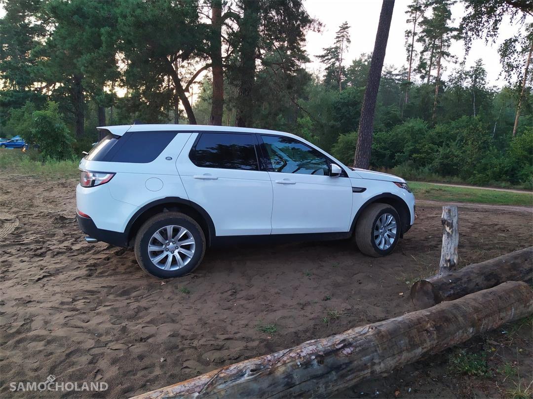 Land Rover Discovery Sport Discovery Sport 2,0 (241 km) 4x4 km SUV.Automat jasne wnetrze.Okazja!! 67