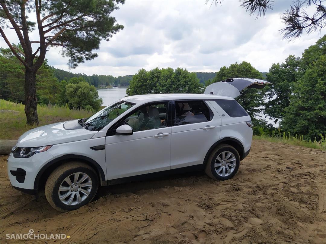 Land Rover Discovery Sport Discovery Sport 2,0 (241 km) 4x4 km SUV.Automat jasne wnetrze.Okazja!! 22
