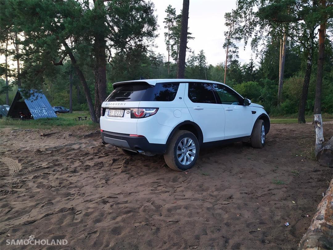 Land Rover Discovery Sport Discovery Sport 2,0 (241 km) 4x4 km SUV.Automat jasne wnetrze.Okazja!! 7