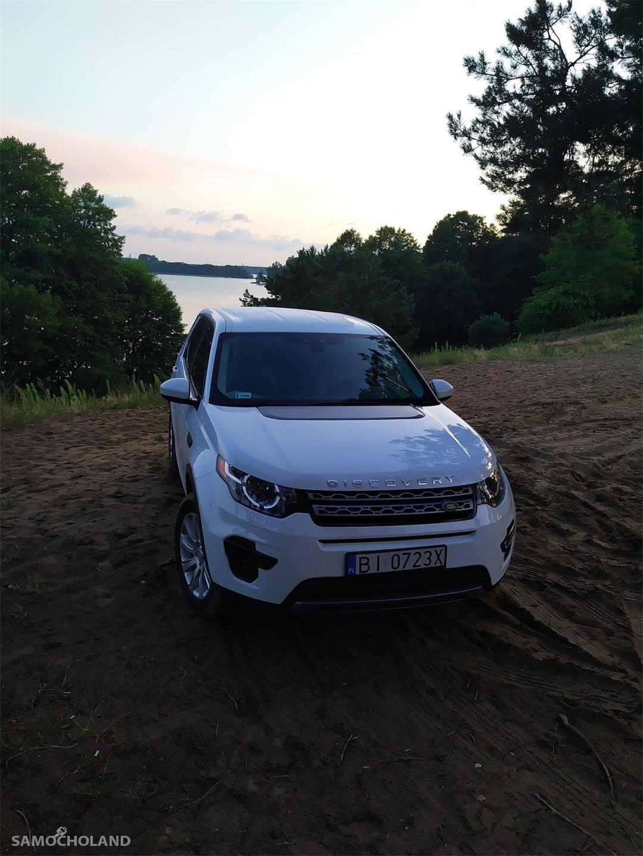Land Rover Discovery Sport Discovery Sport 2,0 (241 km) 4x4 km SUV.Automat jasne wnetrze.Okazja!! 37
