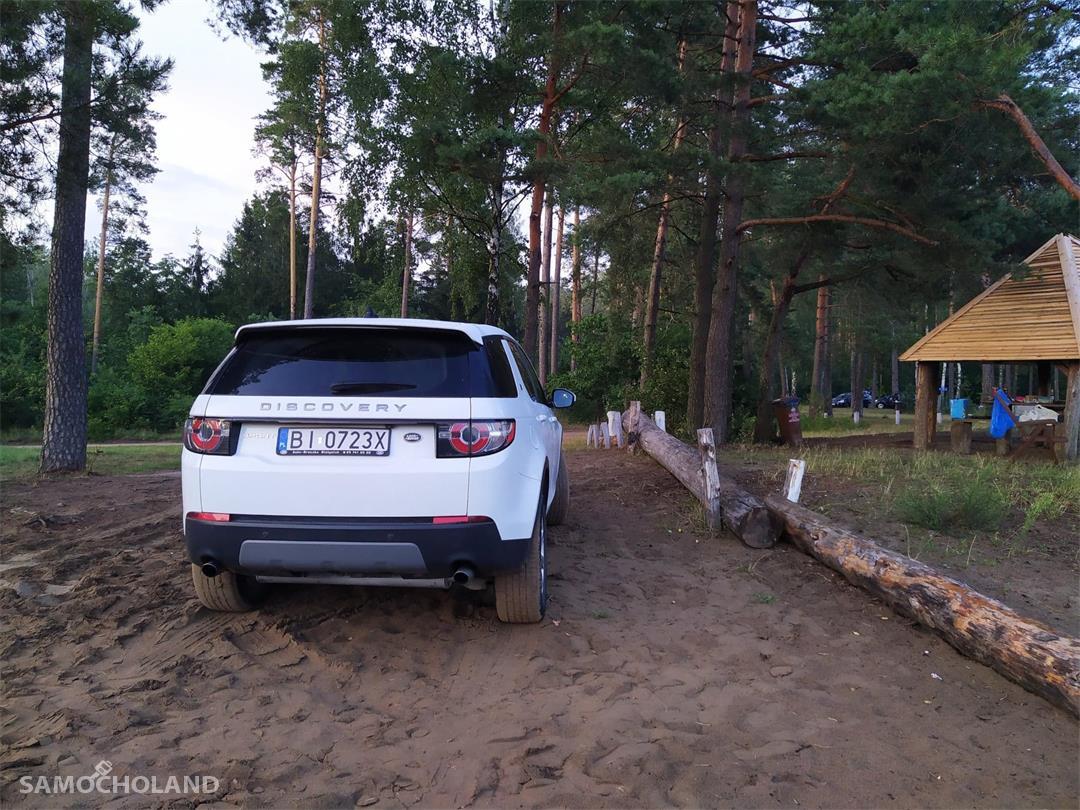 Land Rover Discovery Sport Discovery Sport 2,0 (241 km) 4x4 km SUV.Automat jasne wnetrze.Okazja!! 16