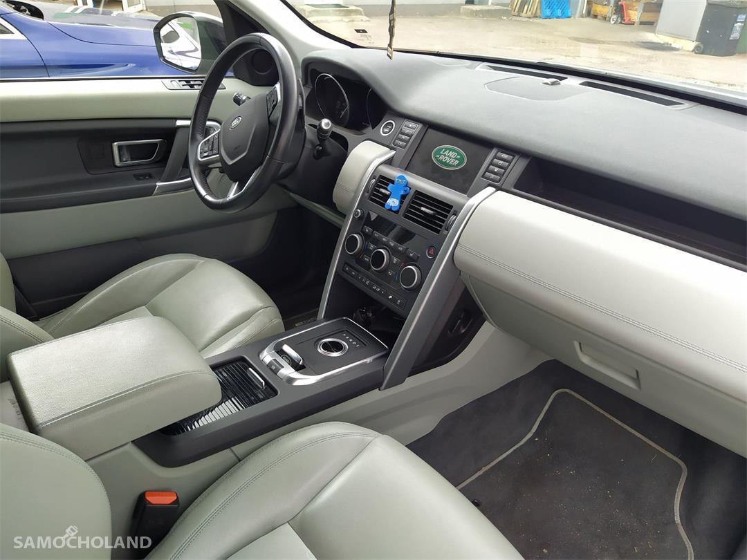 Land Rover Discovery Sport Discovery Sport 2,0 (241 km) 4x4 km SUV.Automat jasne wnetrze.Okazja!! 46