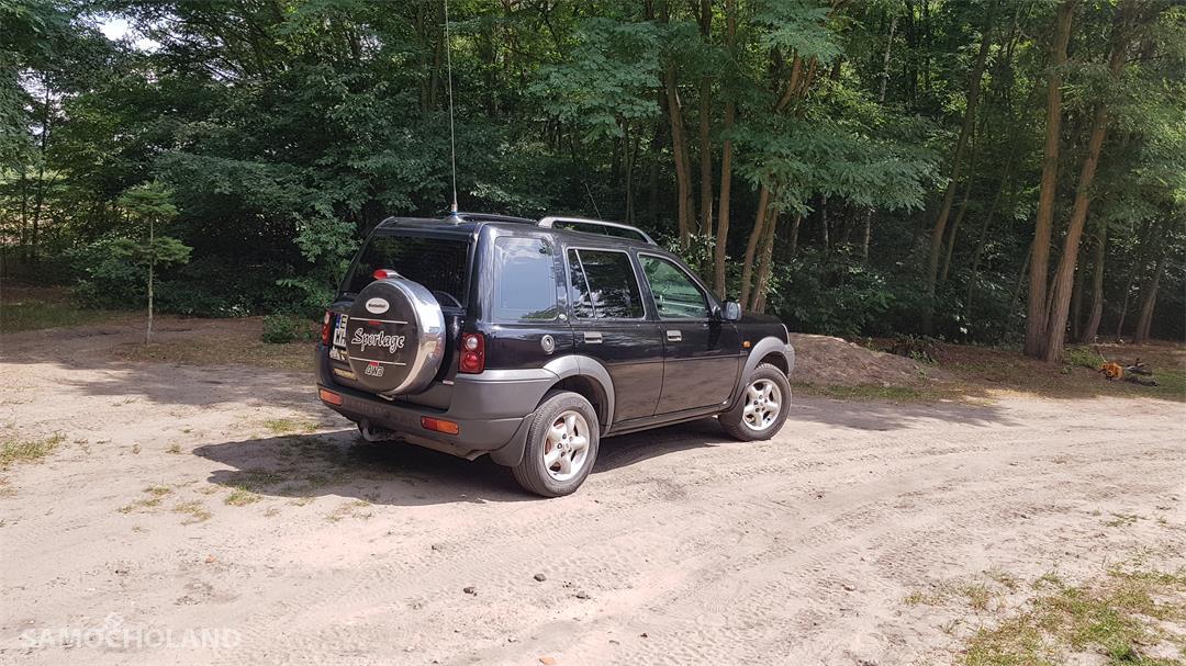Land Rover Freelander I (1996-2006) TDI 4-4 nie uszkodzony stan idealny 2