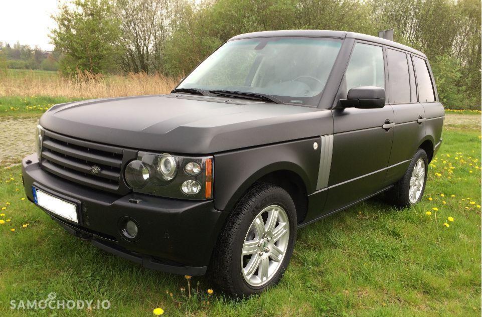 Land Rover Range Rover III (2001-2012) 4X4 , XENONY , SKÓRA , TEMOMAT 1