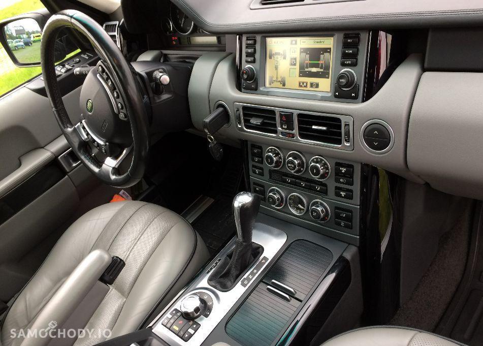 Land Rover Range Rover III (2001-2012) 4X4 , XENONY , SKÓRA , TEMOMAT 4