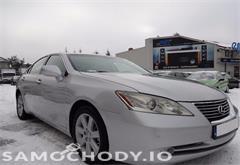 lexus Lexus ES skóra, xenony , benzyna+LPG