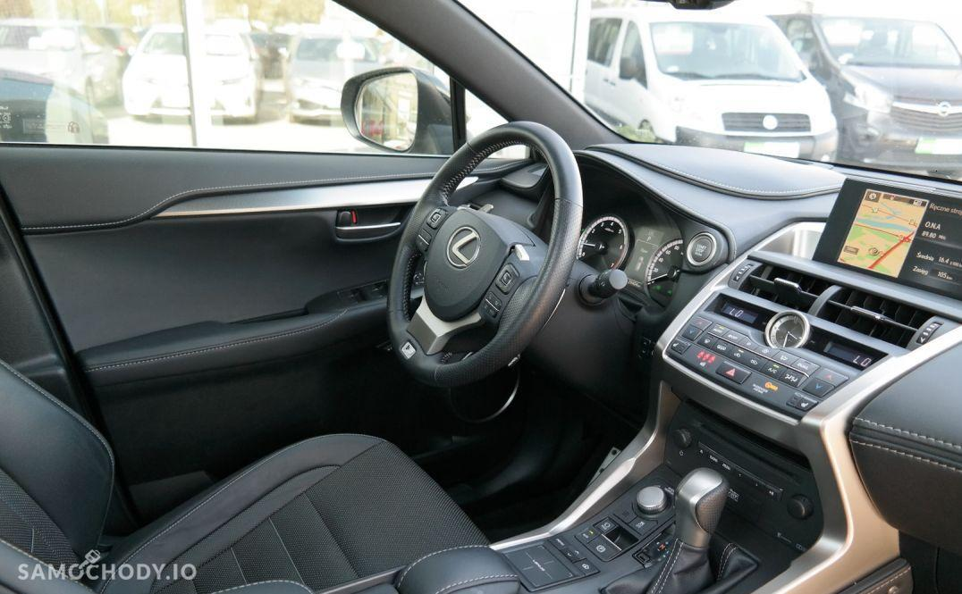 Lexus NX 4x4 stały , xenony , czujniki  4