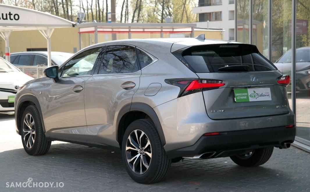 Lexus NX 4x4 stały , xenony , czujniki  2