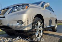 lexus Lexus RX III (2009-2015) Lexus RX 450h Prestige Hybryda
