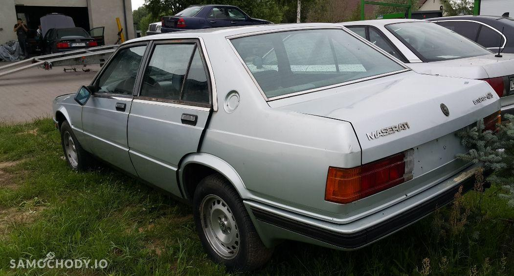 Maserati Biturbo KOLEKCJONERSKI , Bezwypadkowy , 235 KM 4