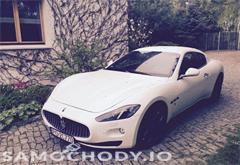 maserati z województwa wielkopolskie Maserati GranTurismo 405 KM , serwisowany , niski przebieg