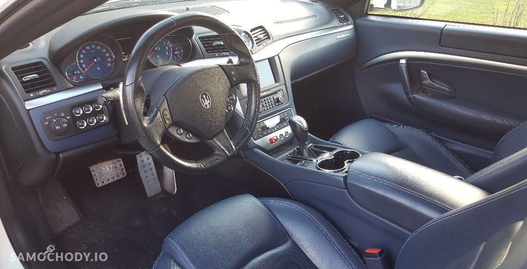 Maserati GranTurismo 405 KM , serwisowany , niski przebieg 4