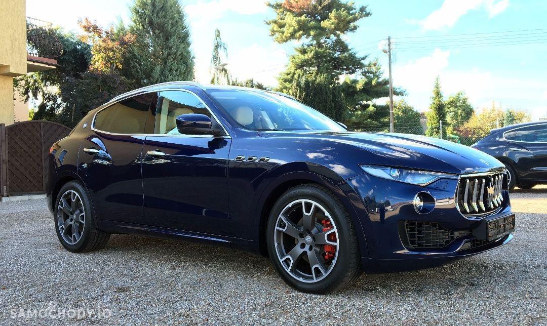 Maserati Levante Diesel 3.0 275KM 2016r. 1
