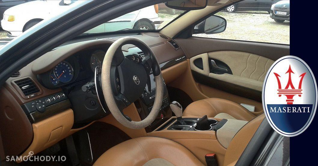 Maserati Quattroporte 440 KM , automat , serwisowany 2