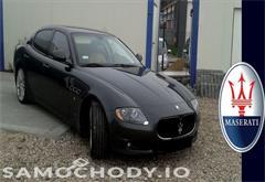 maserati quattroporte Maserati Quattroporte 440 KM , automat , serwisowany