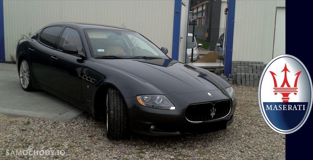 Maserati Quattroporte 440 KM , automat , serwisowany 1