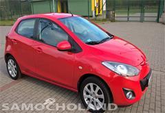 mazda Mazda 2 II (2007-2014) Mazda 2 II   2012  153 000 km  Benzyna+LPG  Auta miejskie