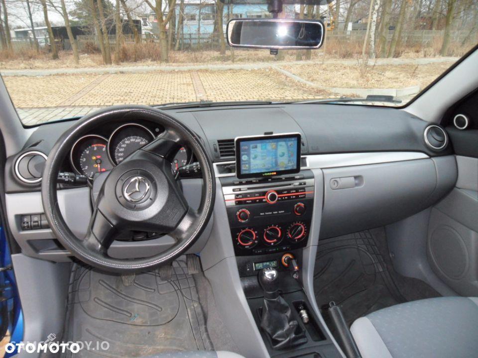 Mazda 3 I (2003-2009) 1.6 diesel 128KM książka serwisowa, dwa komplety kół  2