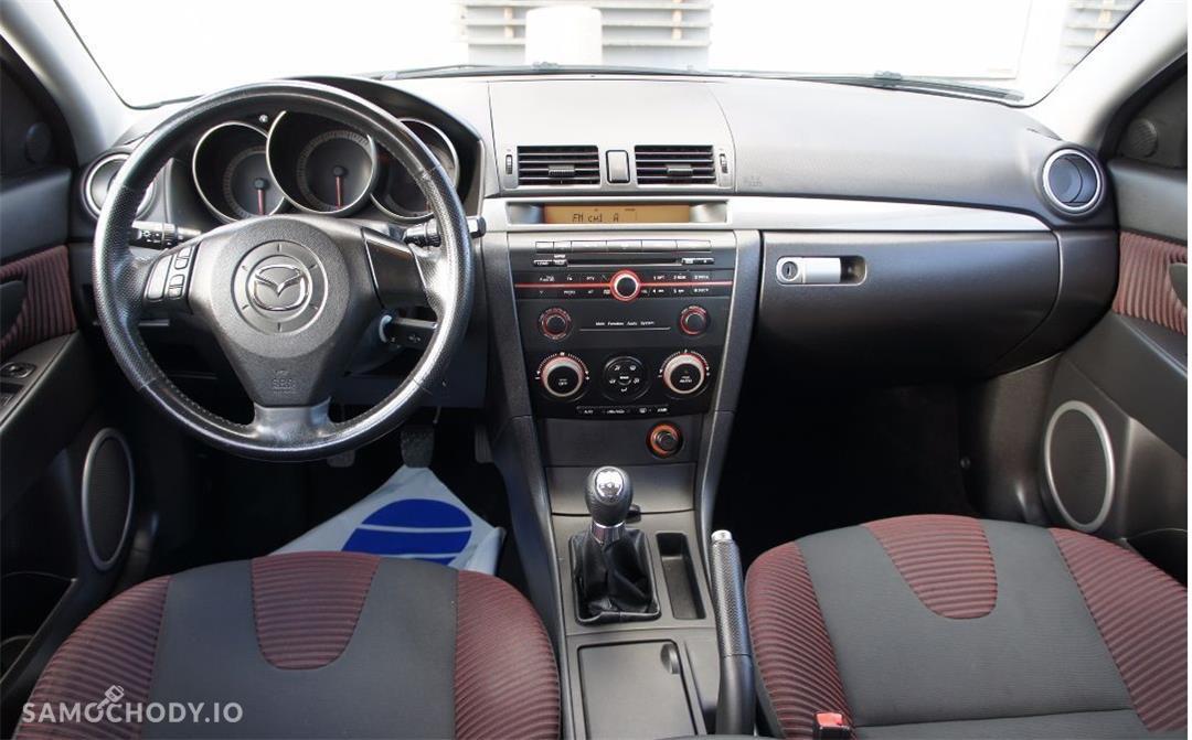 Mazda 3 I (2003-2009) zadbany , orginalny przebieg , pierwszy właściciel 4