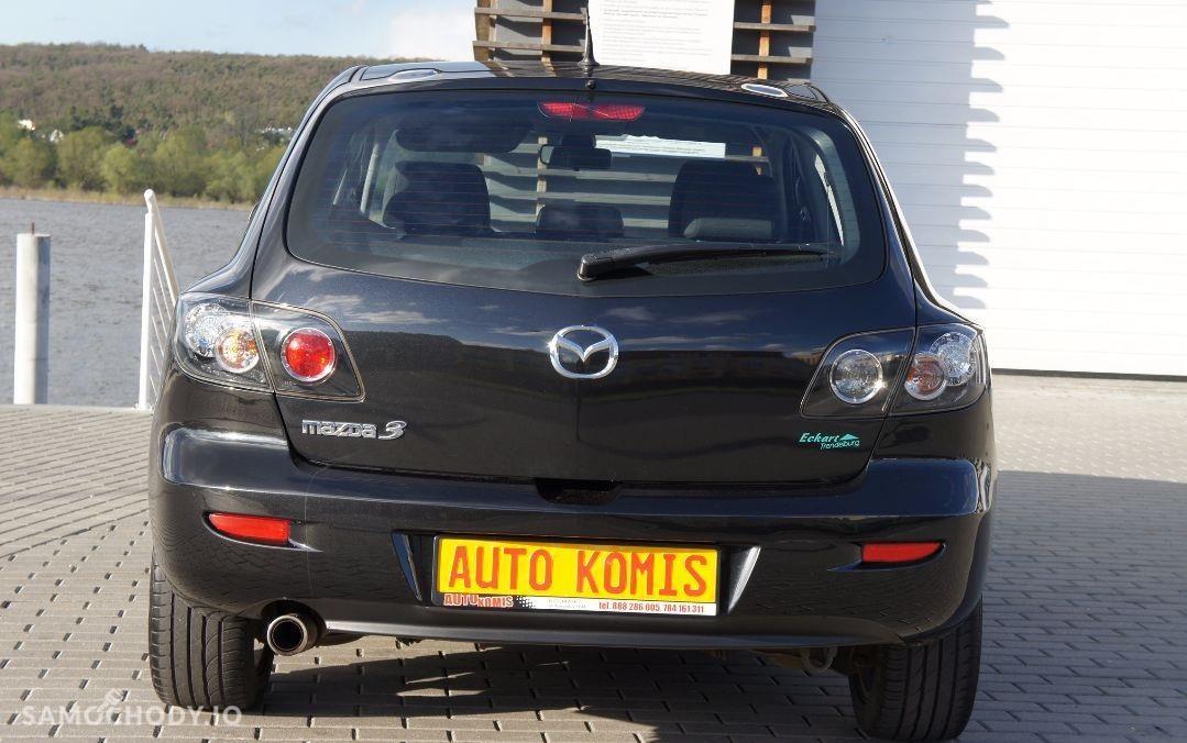 Mazda 3 I (2003-2009) zadbany , orginalny przebieg , pierwszy właściciel 2
