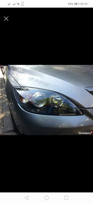 Mazda 3 I (2003-2009) Mazda 3 1.6 16V Benzyna BK 2003r. wersja EXCLUSIVE  7