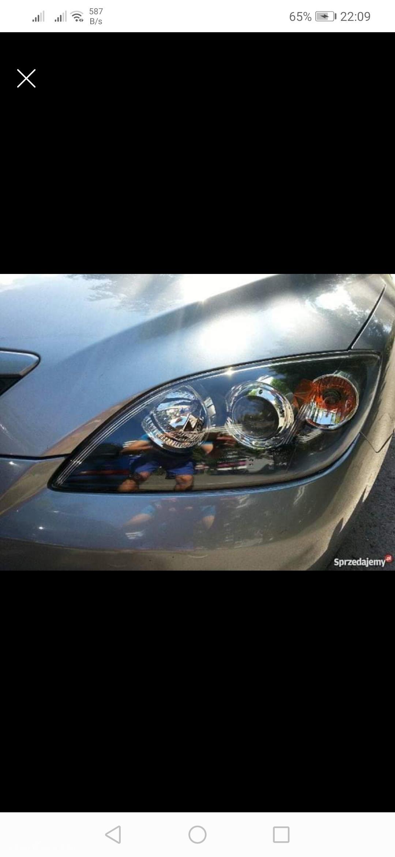 Mazda 3 I (2003-2009) Mazda 3 1.6 16V Benzyna BK 2003r. wersja EXCLUSIVE  11