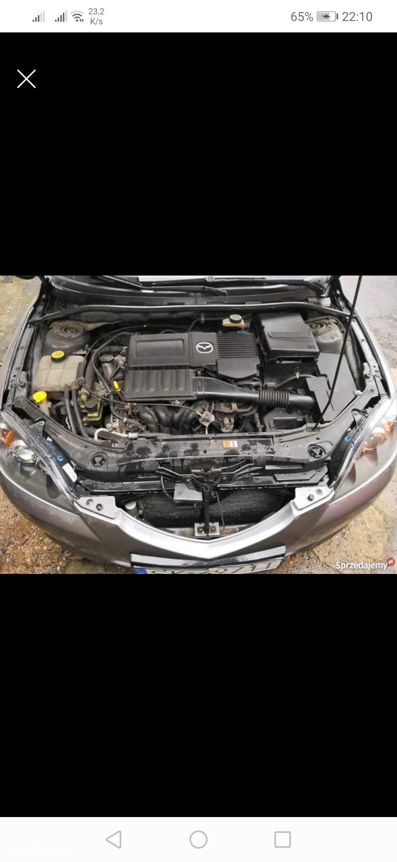 Mazda 3 I (2003-2009) Mazda 3 1.6 16V Benzyna BK 2003r. wersja EXCLUSIVE  29