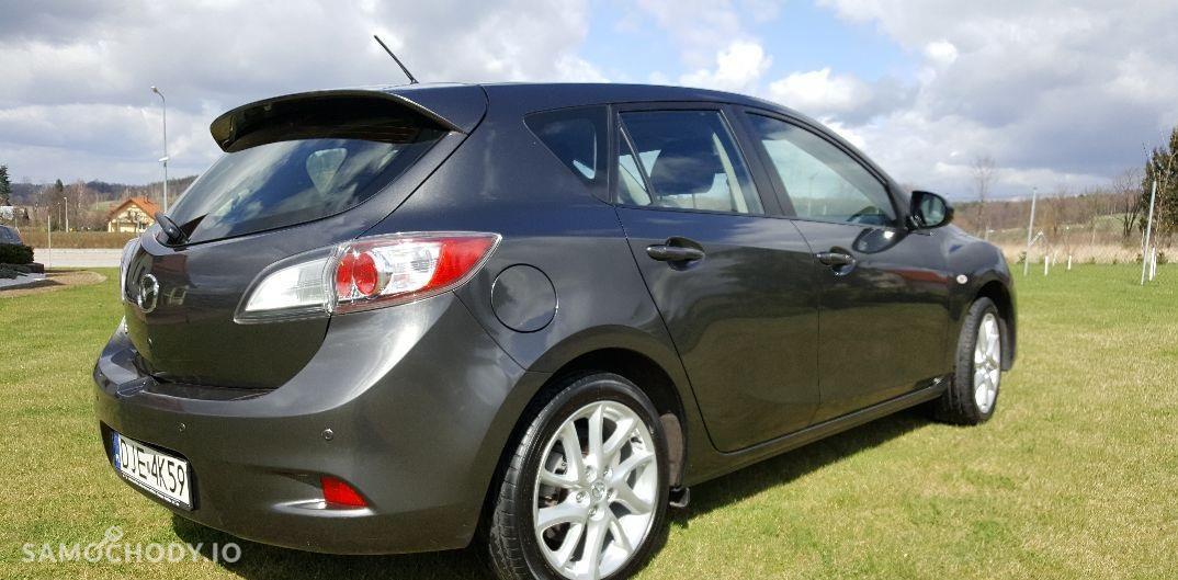 Mazda 3 II (2009-2013) garażowany, klima , xenony 2