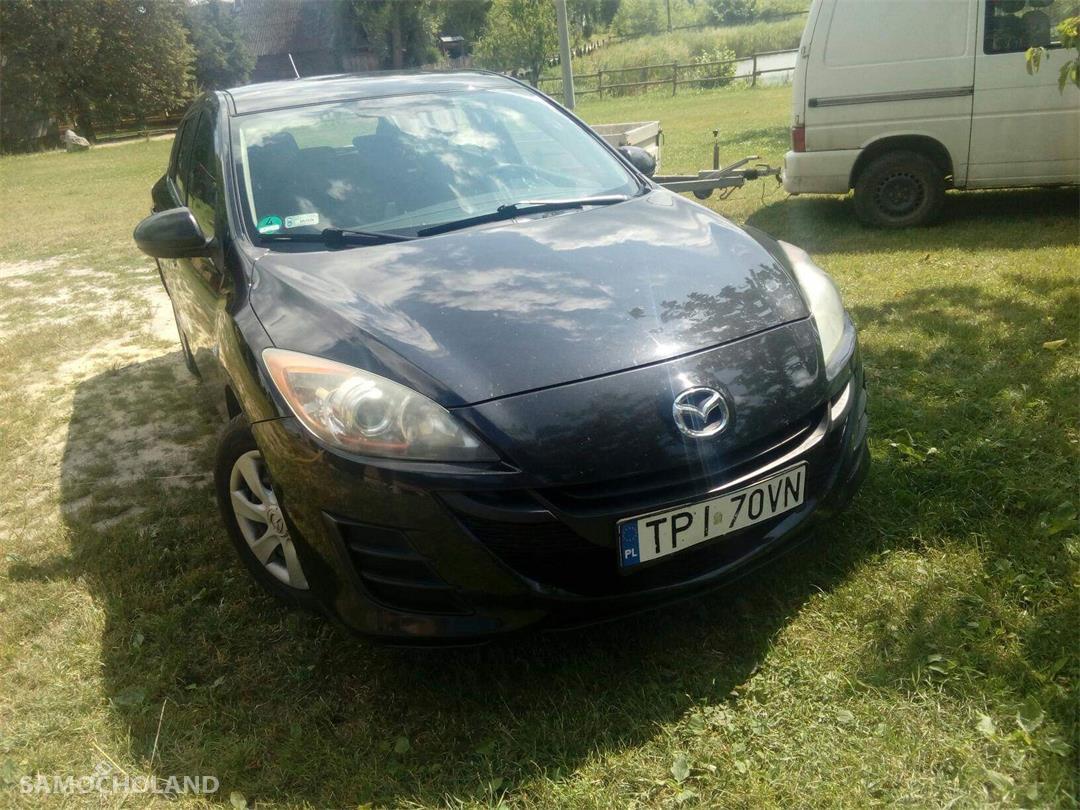 Mazda 3 II (2009-2013) Sprzedam super autko z ekonomicznym silnikiem diesel 7