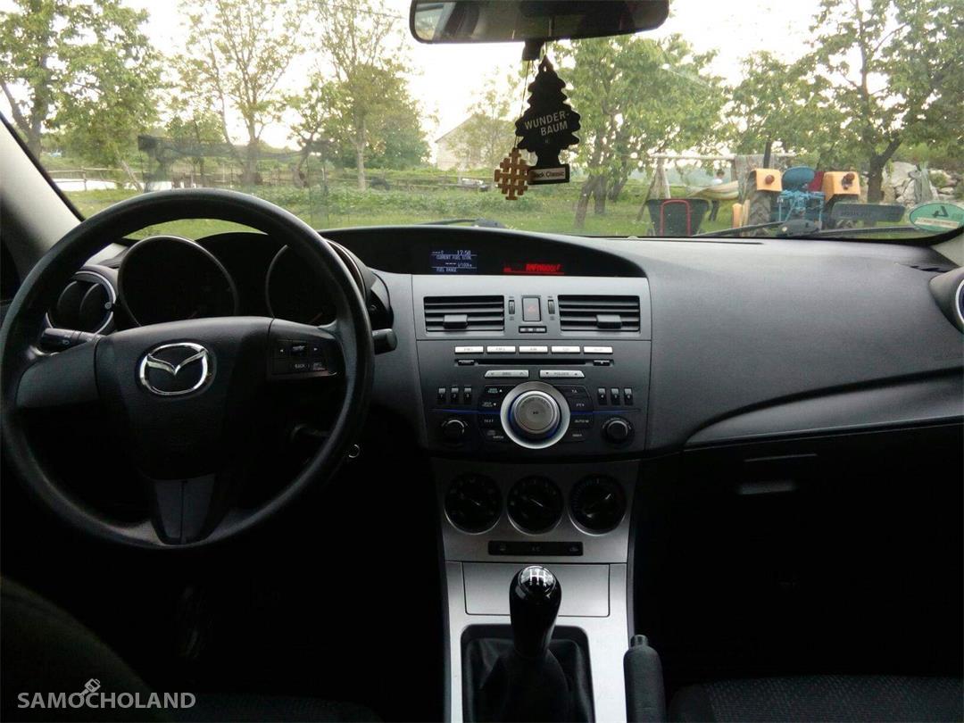 Mazda 3 II (2009-2013) Sprzedam super autko z ekonomicznym silnikiem diesel 11