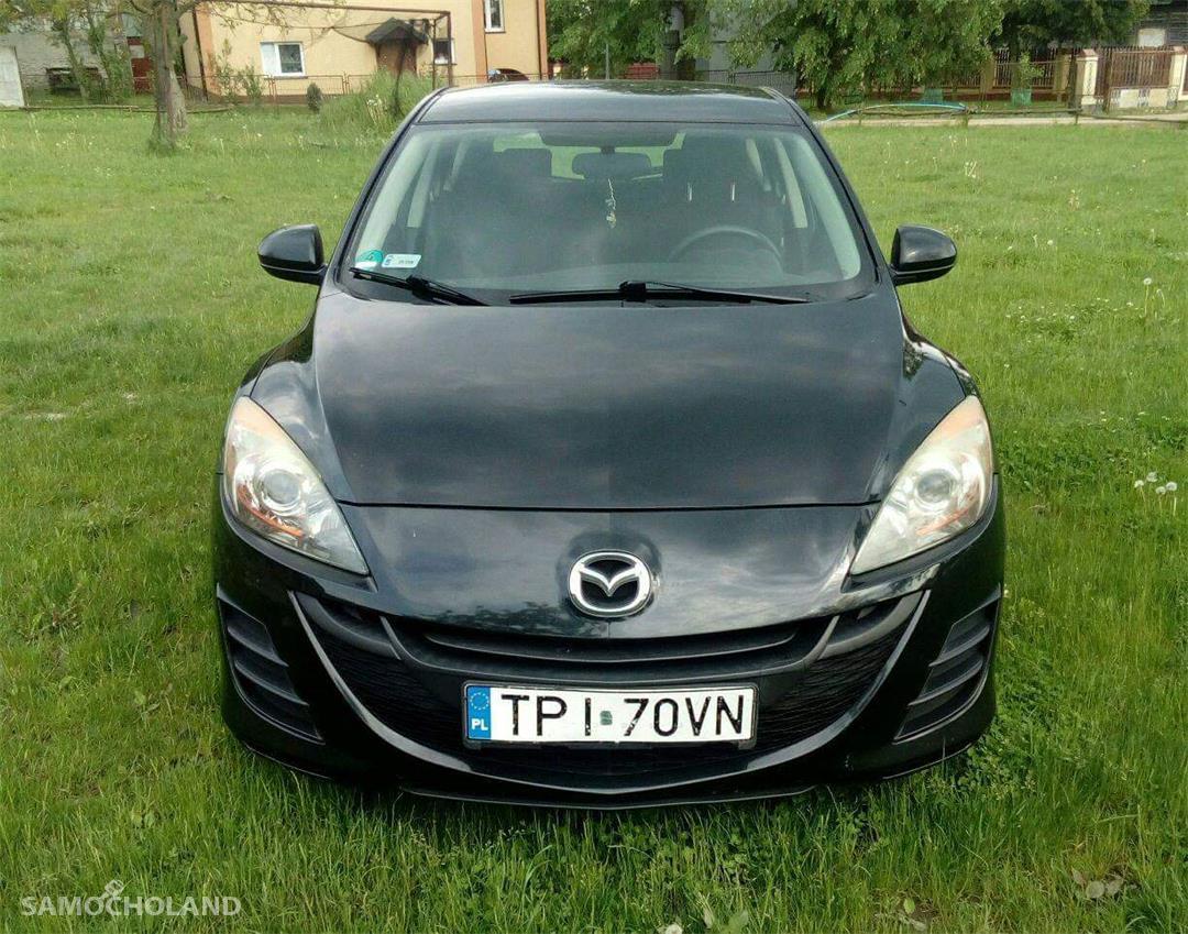 Mazda 3 II (2009-2013) Sprzedam super autko z ekonomicznym silnikiem diesel 22