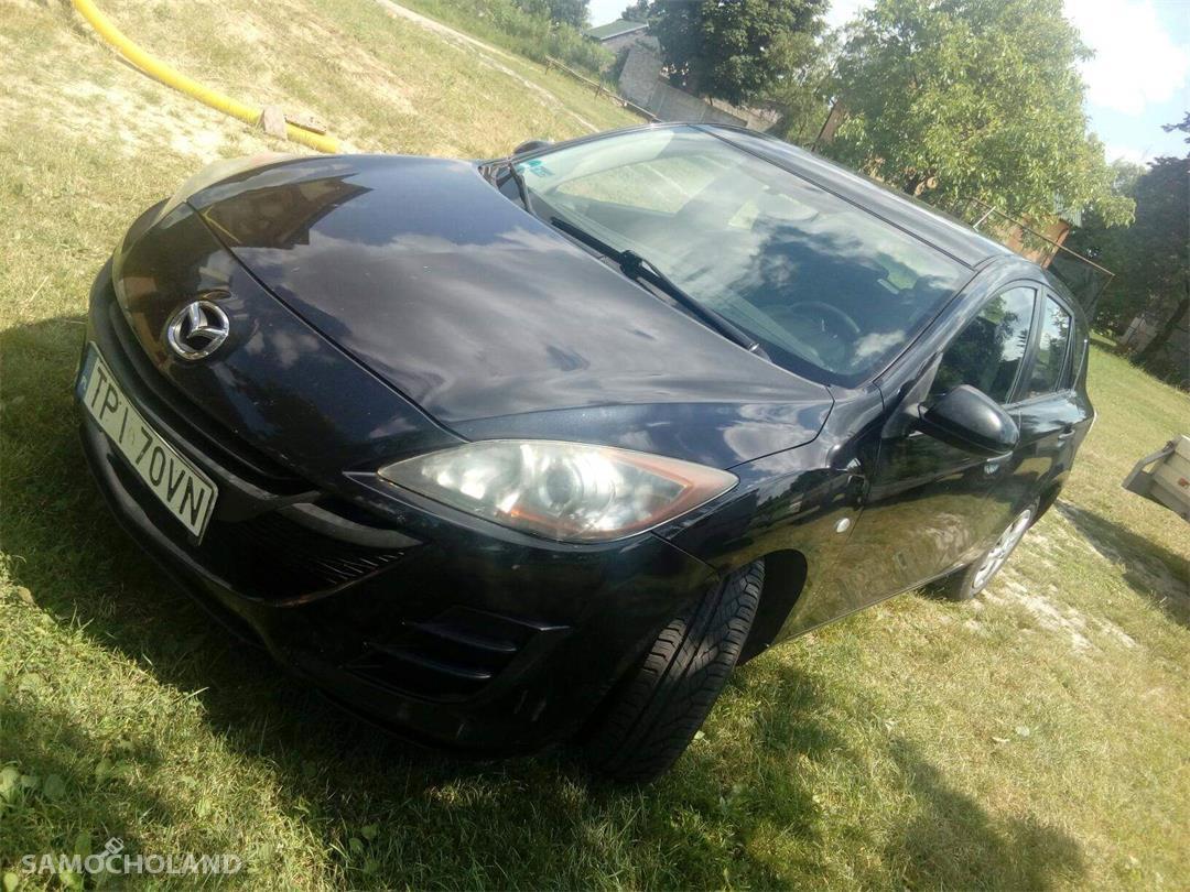Mazda 3 II (2009-2013) Sprzedam super autko z ekonomicznym silnikiem diesel 4