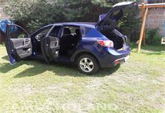 mazda Mazda 3 II (2009-2013) Zadbana Mazda 3 1.6 benzyna