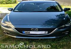 z miasta zielonka Mazda 3 III (2013-) Samochód z salonu polskiego z małym przebiegiem.