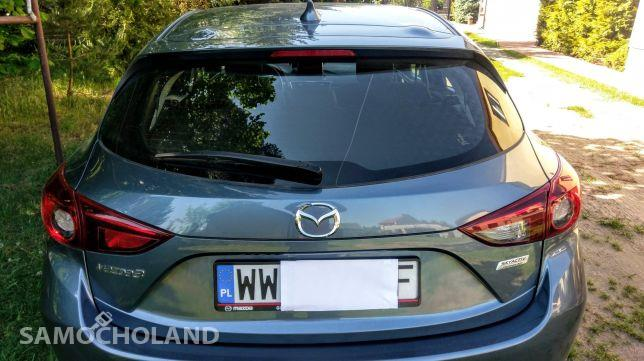 Mazda 3 III (2013-) Samochód z salonu polskiego z małym przebiegiem. 4