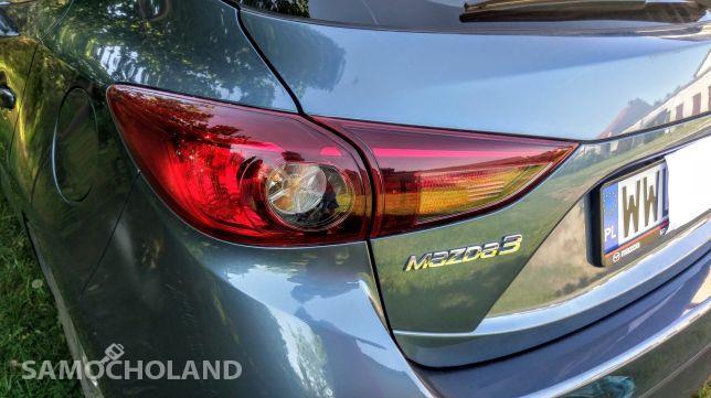 Mazda 3 III (2013-) Samochód z salonu polskiego z małym przebiegiem. 2