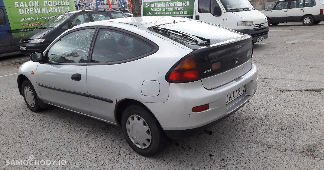 Mazda 323 V (1994-1998) LPG , 88 KM , klimatyzacja 4